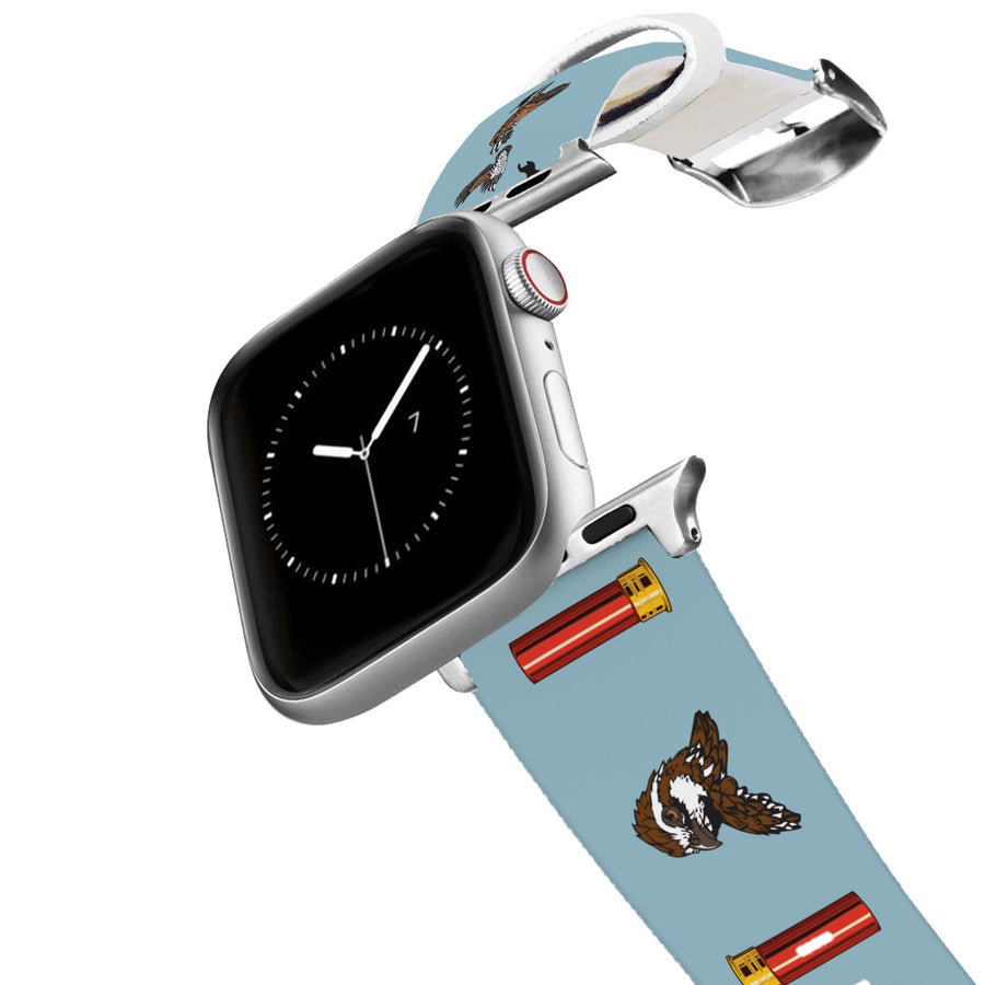 Quail and Shell Apple Watch Band Apple Watch Band C4 BELTS