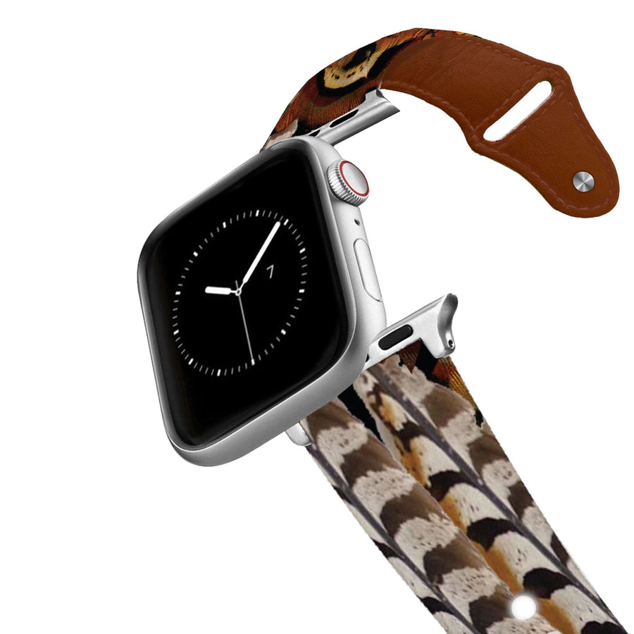 Rooster Leather Apple Watch Band Apple Watch Band - Leather C4 BELTS