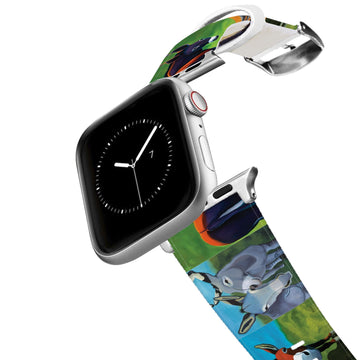 Leslie Anne Webb - Donkey Adoration Apple Watch Band Apple Watch Band C4 BELTS