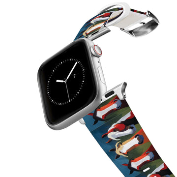 Leslie Anne Webb - The Trio Apple Watch Band Apple Watch Band C4 BELTS