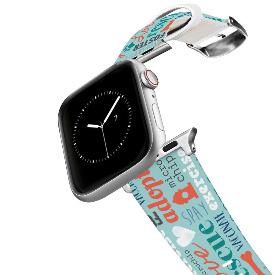 Teaching Words Apple Watch Band Apple Watch Band C4 BELTS