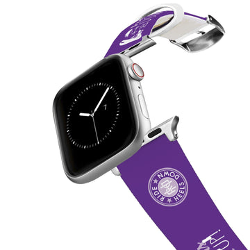 Ride Heels Down - Bottoms Up Apple Watch Band Apple Watch Band C4 BELTS