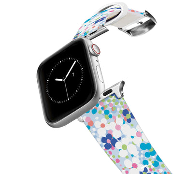 SanSoleil™ - Flower Power Apple Watch Band Apple Watch Band C4 BELTS