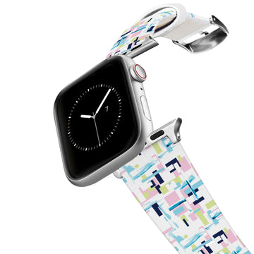 SanSoleil™ - Rylie Capri Apple Watch Band Apple Watch Band C4 BELTS