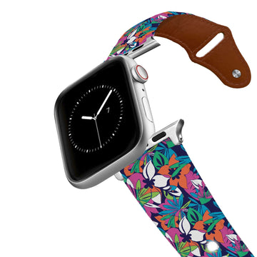 Spunkwear - Twiggy Leather Apple Watch Band Apple Watch Band - Leather C4 BELTS