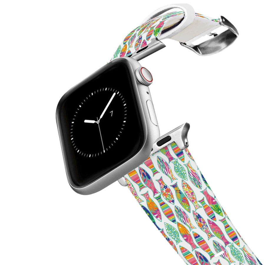 Spunkwear - Fancy Fish Apple Watch Band Apple Watch Band C4 BELTS