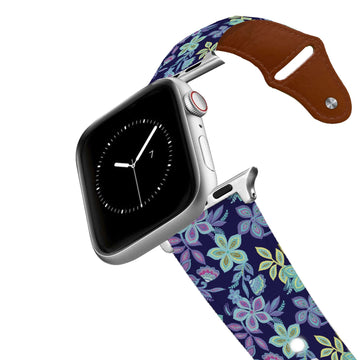 Spunkwear - Vinca Leather Apple Watch Band Apple Watch Band - Leather C4 BELTS