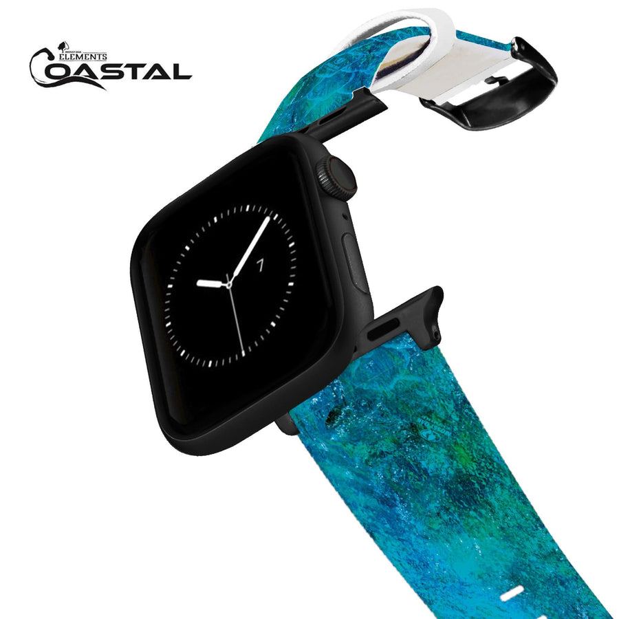 Mossy Oak - Coastal Inshore Apple Watch Band Apple Watch Band C4 BELTS