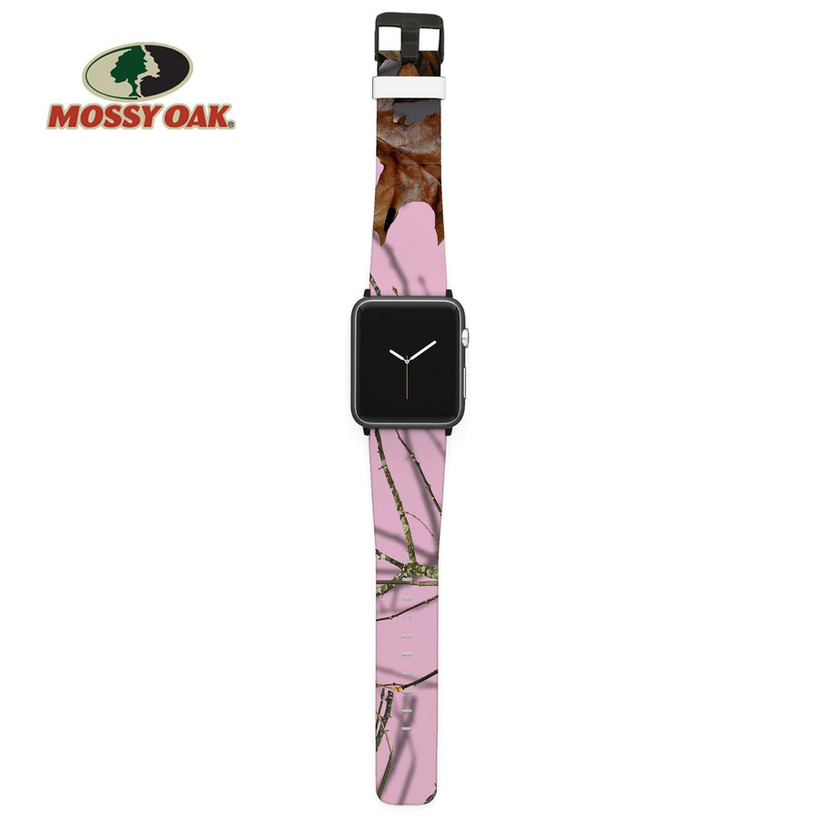 Mossy Oak - Country Roots Pink Apple Watch Band Apple Watch Band C4 BELTS
