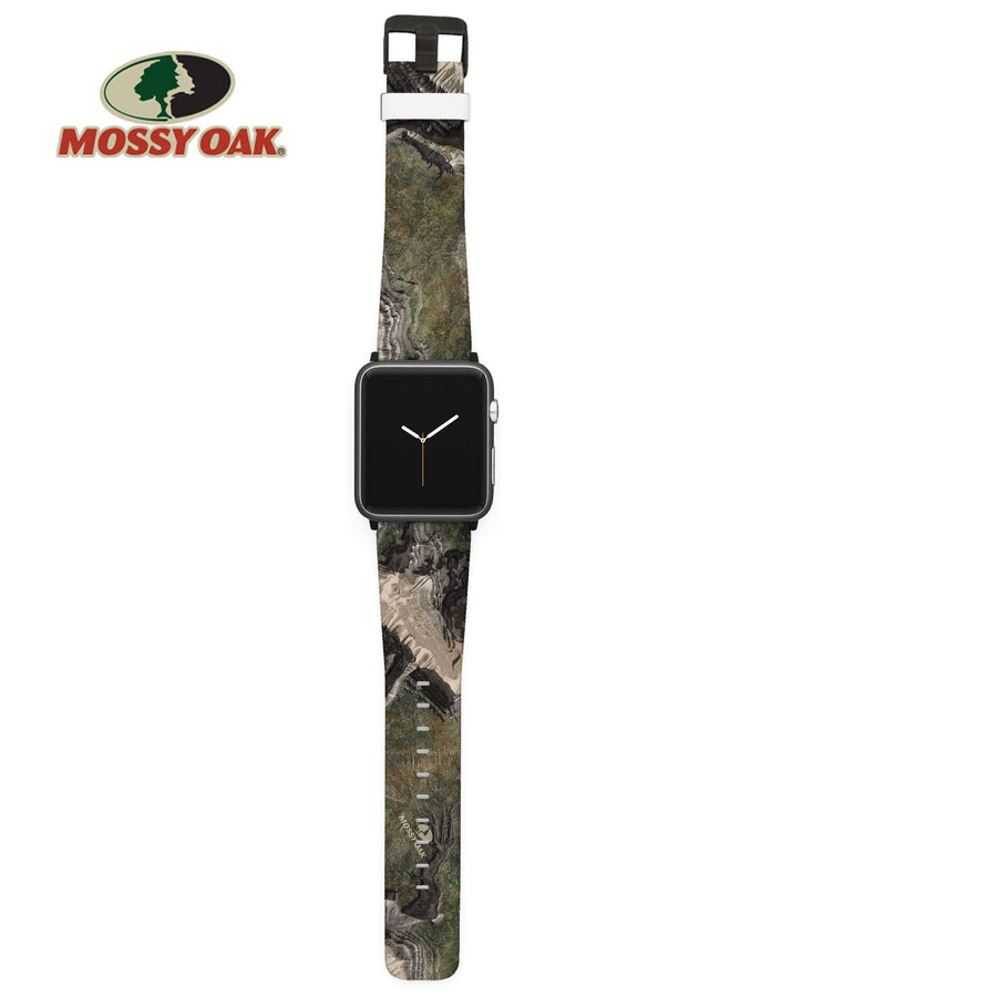 Mossy Oak - Elements Terra Tundra Mini Apple Watch Band Apple Watch Band C4 BELTS