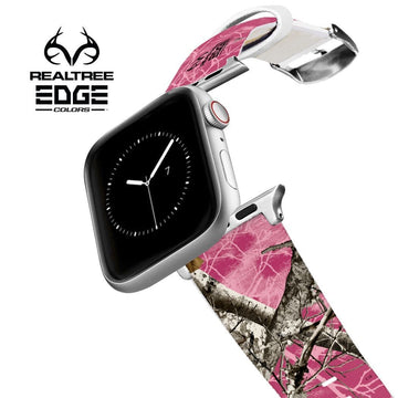 Realtree - Edge Colors Multi Channel Apple Watch Band Apple Watch Band C4 BELTS