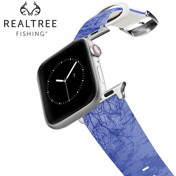 Realtree - Fishing Multi Apple Watch Band Apple Watch Band C4 BELTS