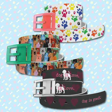 Dog Lovers Belt Bundle Product-Bundle C4 BELTS