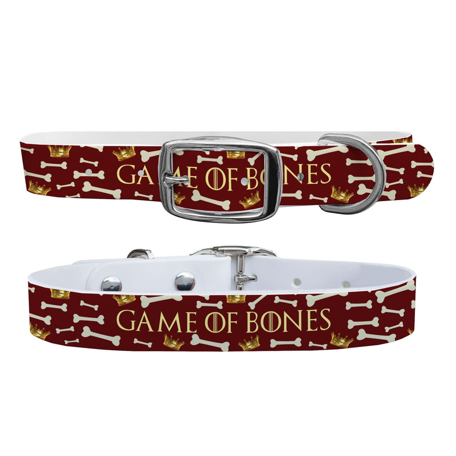 Game of Bones Collar Dog Collar C4 BELTS