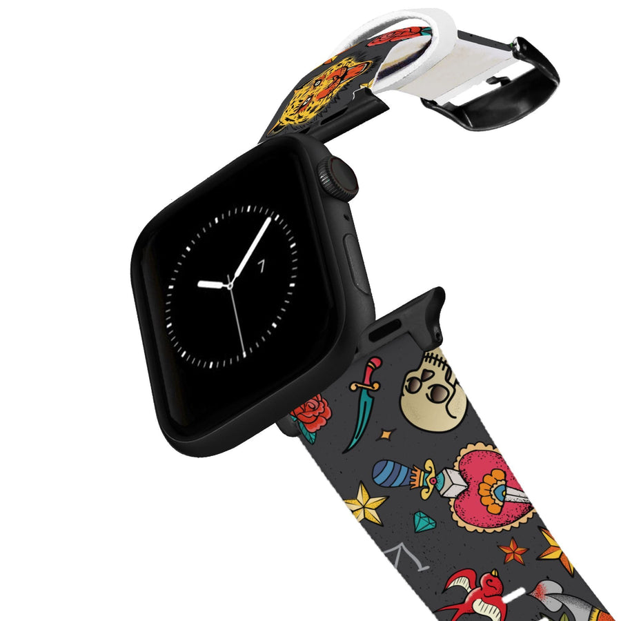 Inked Apple Watch Band Apple Watch Band C4 BELTS