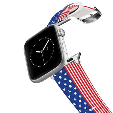 Americana Apple Watch Band Apple Watch Band C4 BELTS