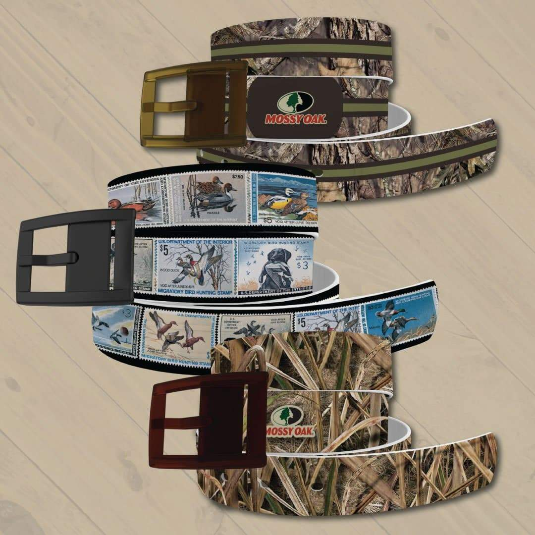 Waterfowl Belt Bundle