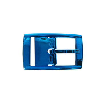 Blue Chrome Buckle Buckle-Classic C4 BELTS