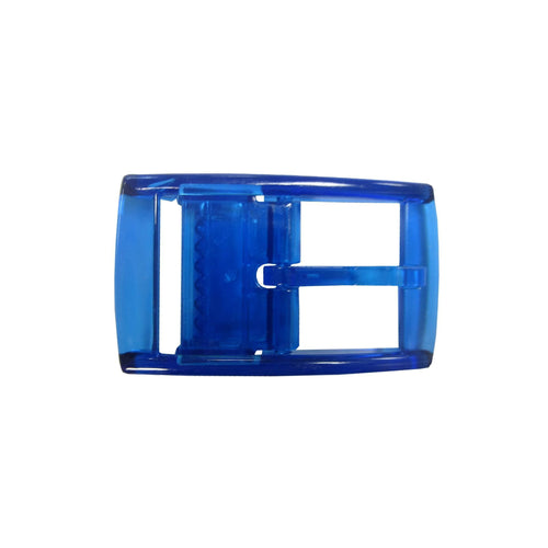 Blue Classic Buckle