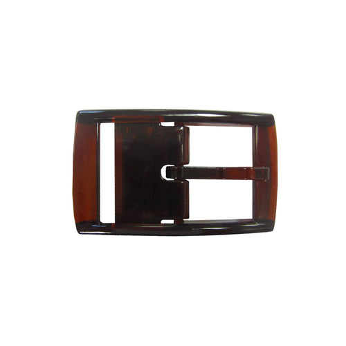 Brown Classic Buckle