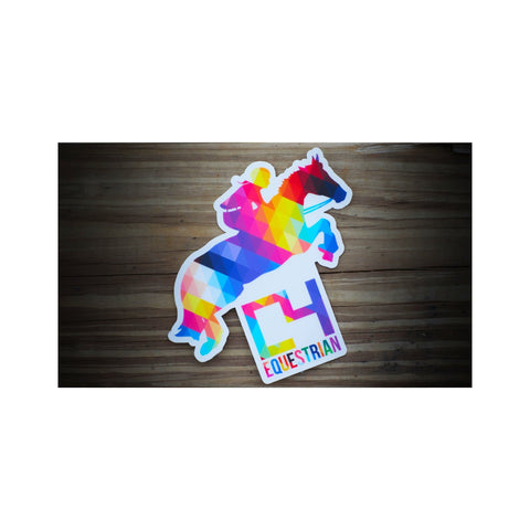 Image of Decal - C4 Equestrian Decal