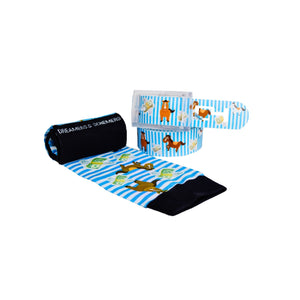 Dreamers & Schemers - Cash Money Belt & Sock Combo