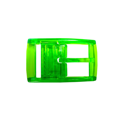 Green Classic Buckle