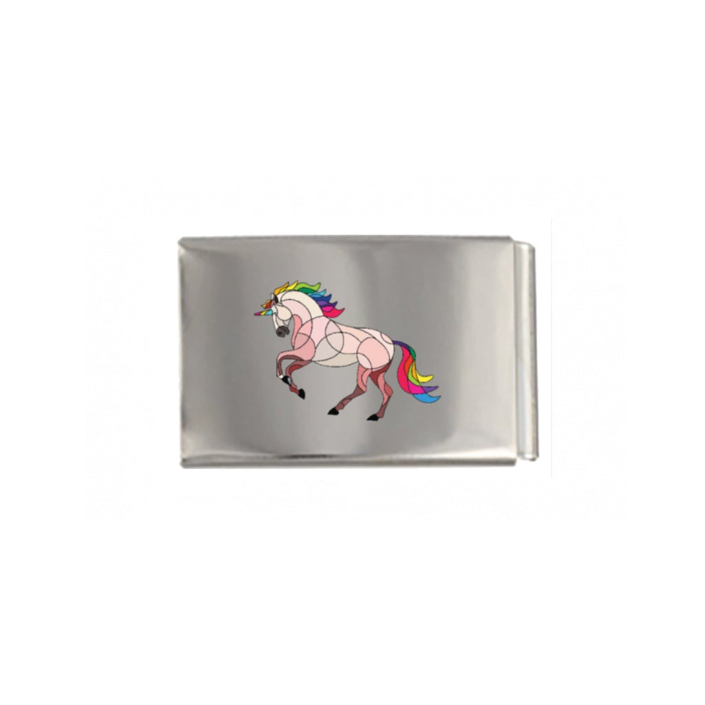 HOTL - Unicorn Flip Top Classic Buckle