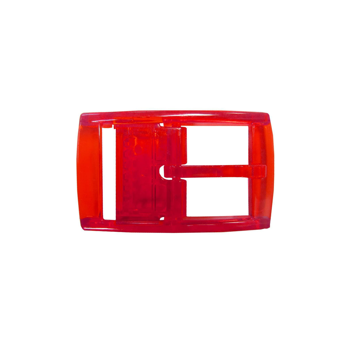 Red Classic Buckle