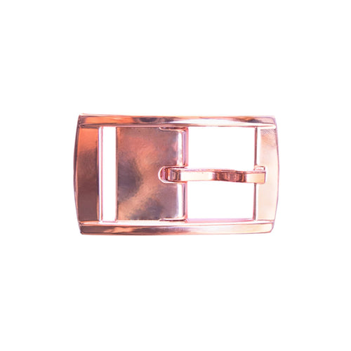 Rose Gold Chrome Classic Buckle