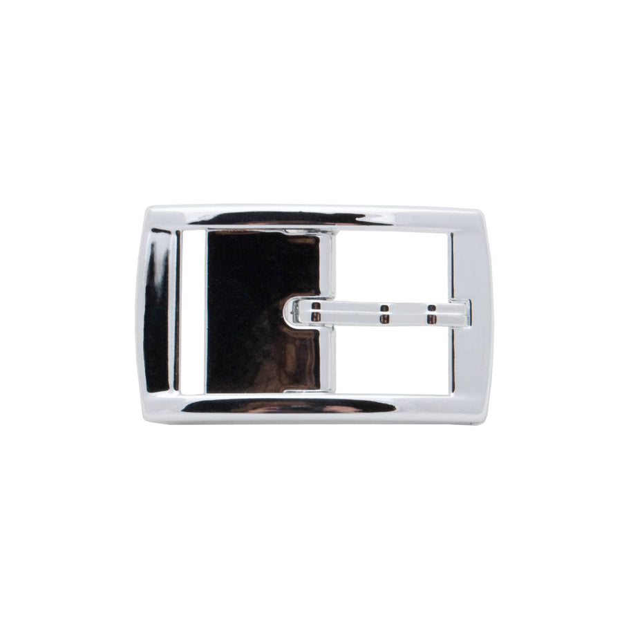 Silver Chrome Buckle Buckle-Classic C4 BELTS
