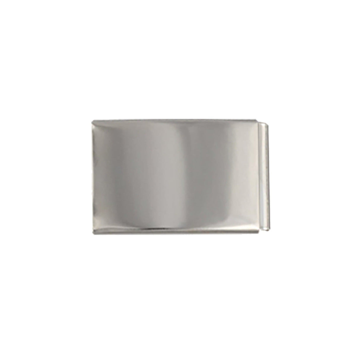 Silver Flip Top Classic Buckle