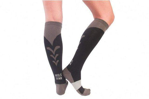 Image of Socks - Riding Sock Combo - Black, Grey, Baby Blue
