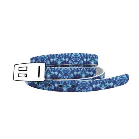 Image of Tie Dye Blue Skinny