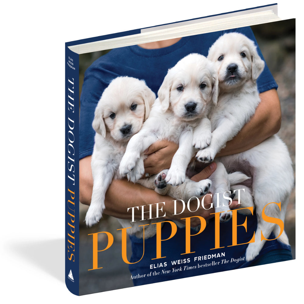 PUPPIES Hardcover Book