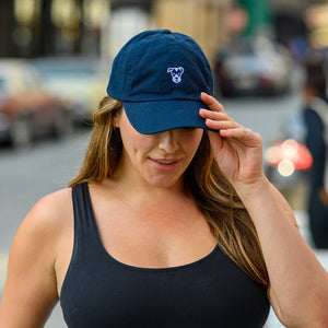Classic Dad Hat | Navy