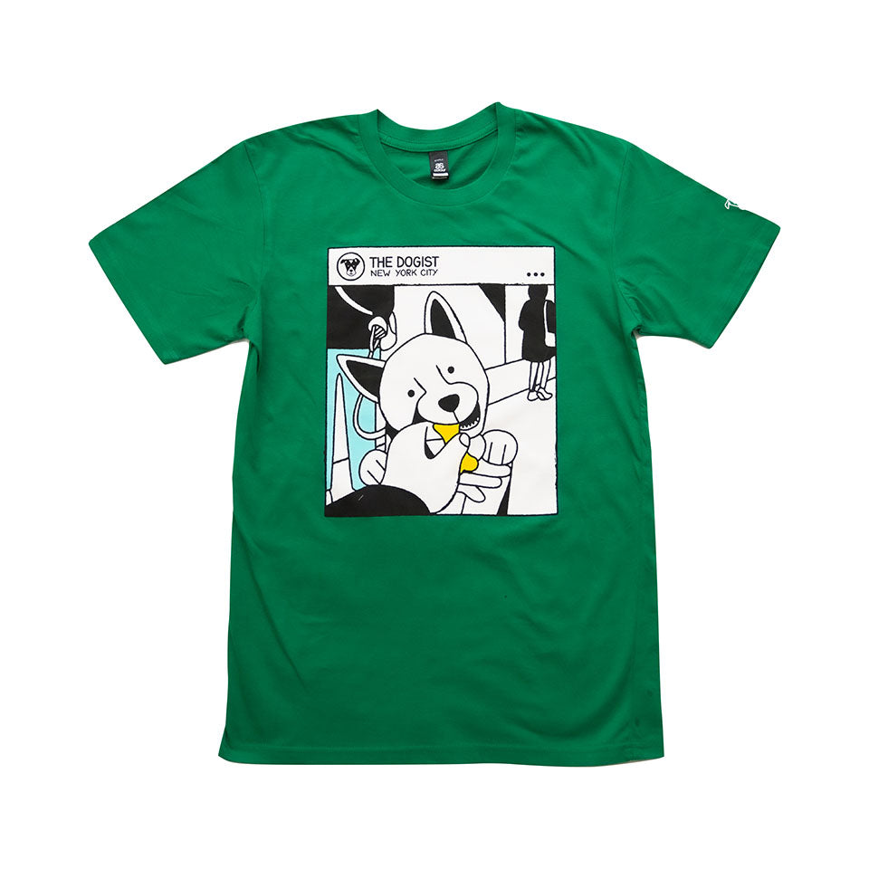 #CookieCam Tee | Green