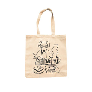 Tote | Dog Coffee