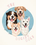 The Dogist Dogs Art Tee