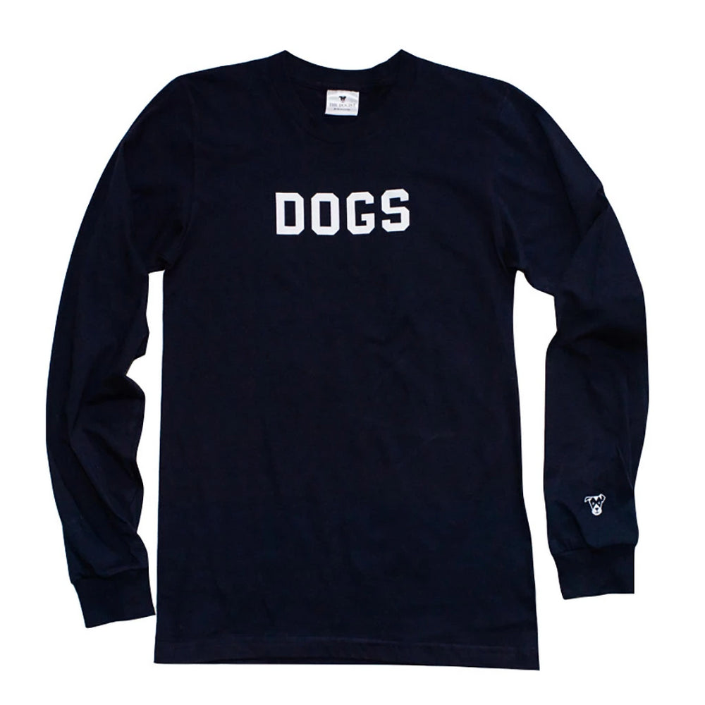 DOGS Long-Sleeve Tee