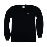 Classic Long-Sleeve Tee | Black