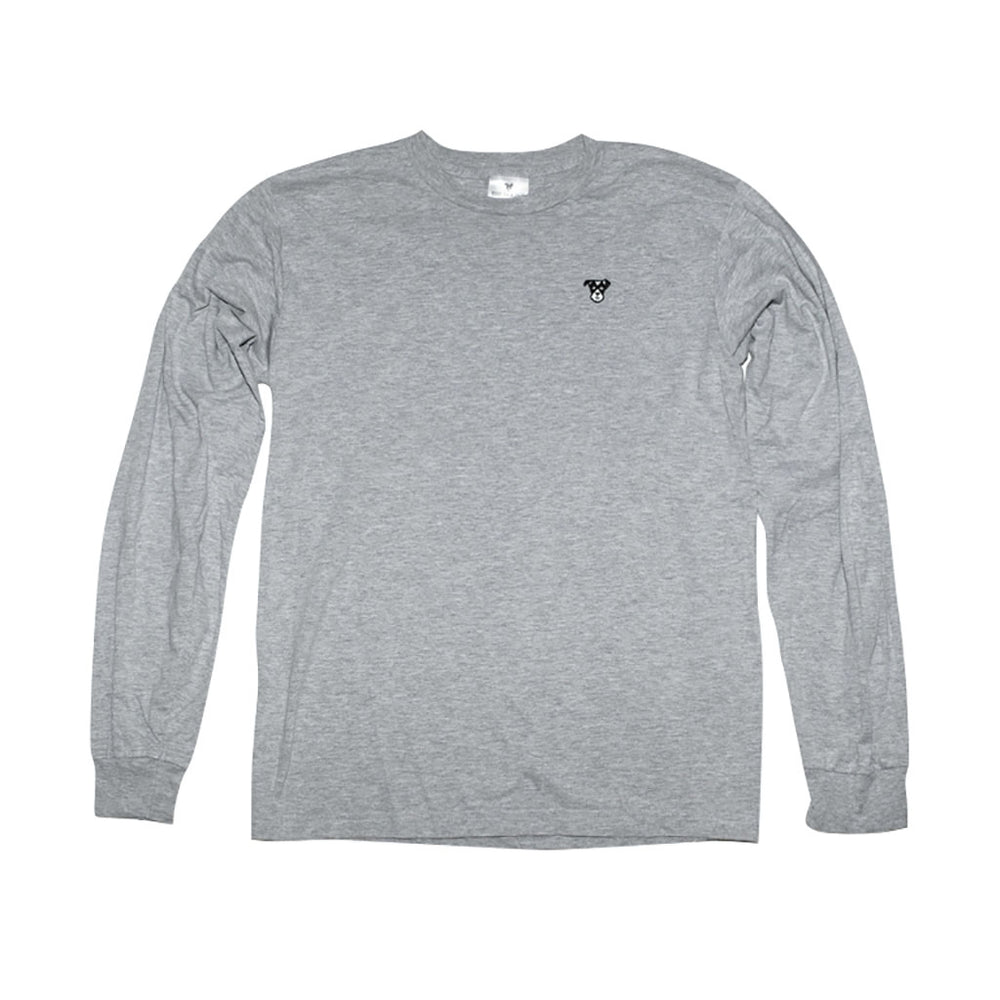 Classic Long-Sleeve Tee | Grey