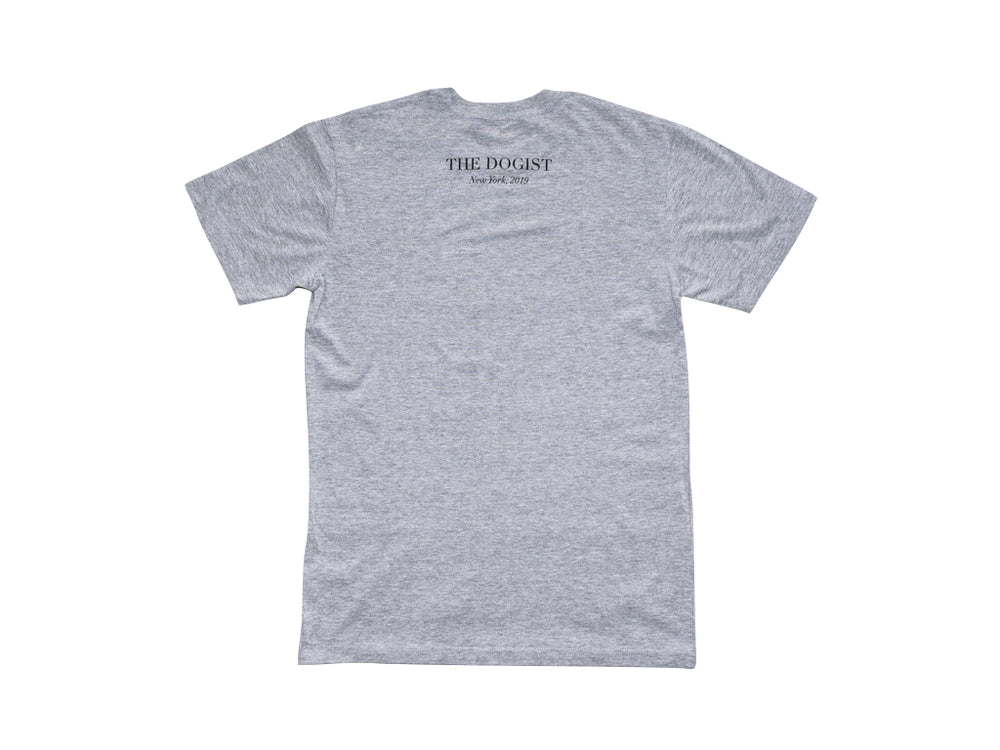 Logo Tee | Heather Grey