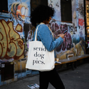 Tote | Send Dog Pics