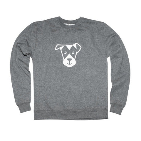 Crewneck Sweatshirt | Grey