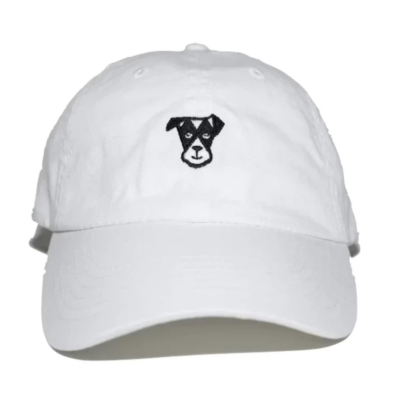 Classic Dad Hat | White