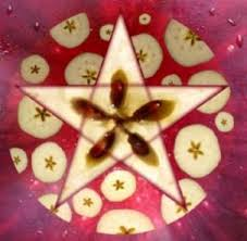 Apple Pentagram Magic Love Spell by Project Fey