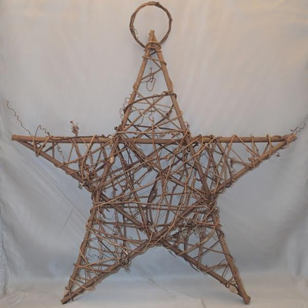 Grapevine Pentacle