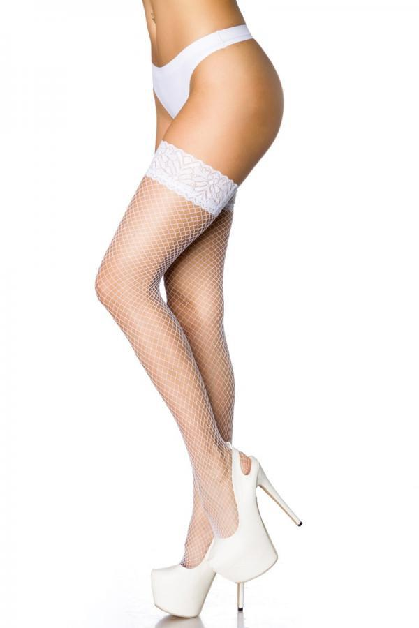 Netz-Stockings - Gentiuss