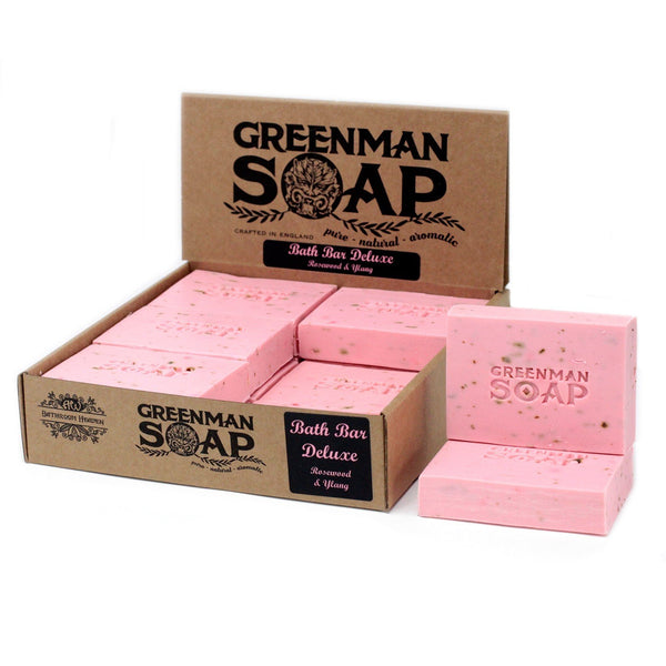 Greenman Seife 100g - Bath Bar Deluxe - Gentiuss